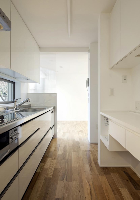 善福寺の2世帯住宅/Yoさんの家の部屋 キッチン