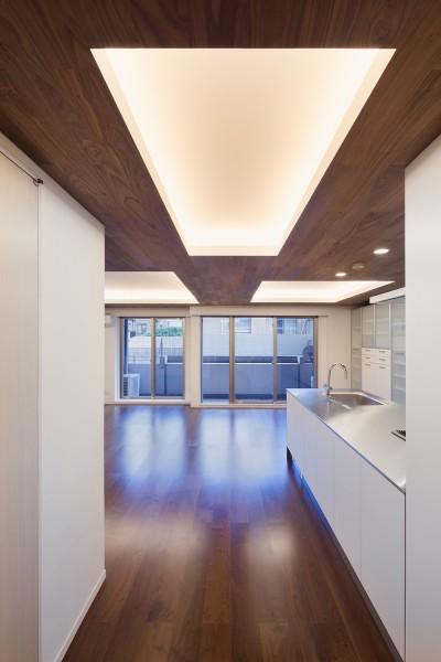 キッチン (305号室)