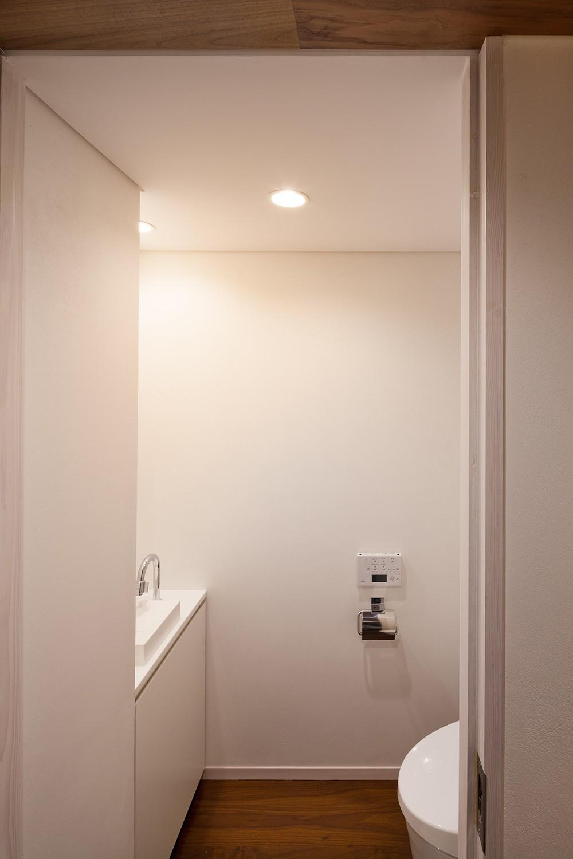 バス/トイレ事例:トイレ(305号室)