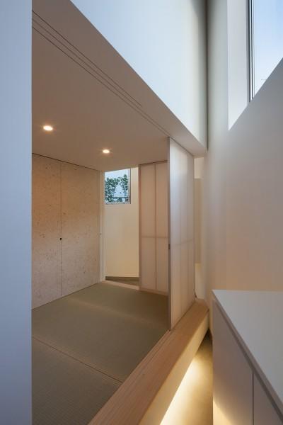 和室 (山王の住宅)