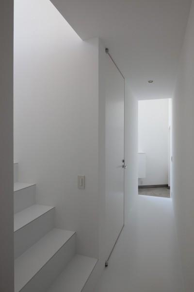 廊下 (山王の住宅)