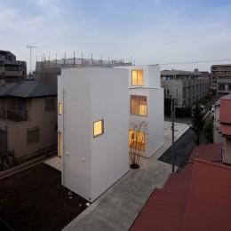平間の2世帯住宅