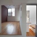 平間の2世帯住宅の写真 子世帯リビング