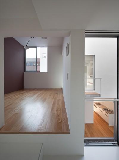 平間の2世帯住宅 (子世帯リビング)