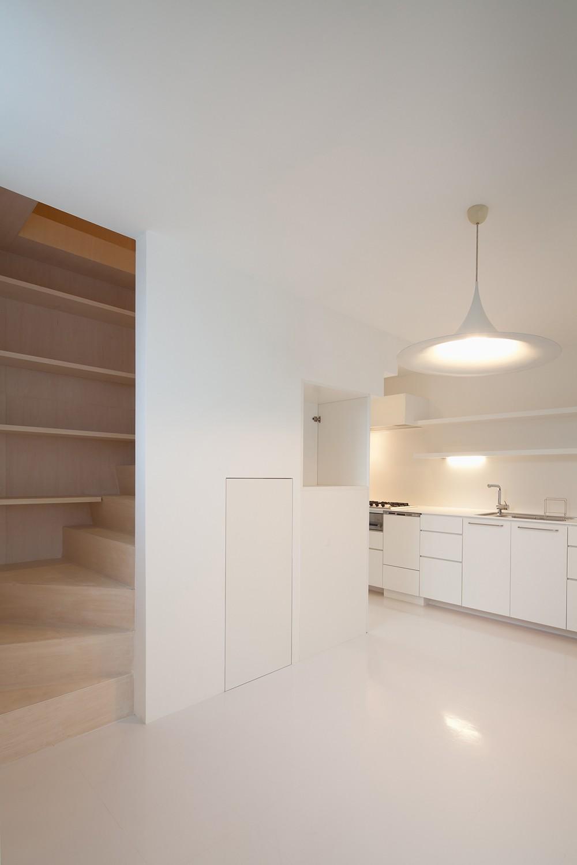 平間の2世帯住宅 (子世帯キッチン,ダイニング)