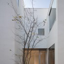 平間の2世帯住宅の写真 親世帯玄関アプローチ