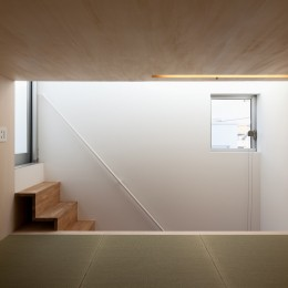 平間の2世帯住宅 (ゲストルーム)