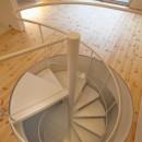 本八幡の住宅の写真 階段