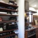 湘南に佇む古民家の写真 キッチン