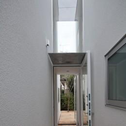 三鷹の住宅