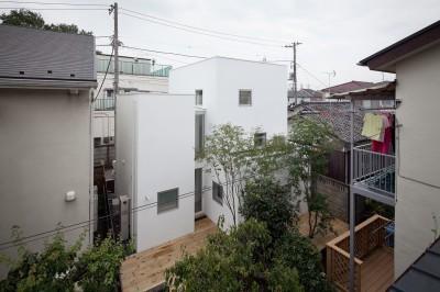 三鷹の住宅 (外観)