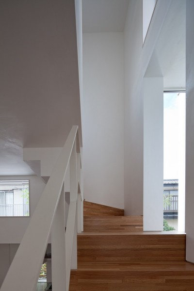 階段 (三鷹の住宅)