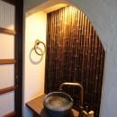 湘南に佇む古民家の写真 トイレ
