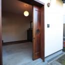 湘南に佇む古民家の写真 玄関