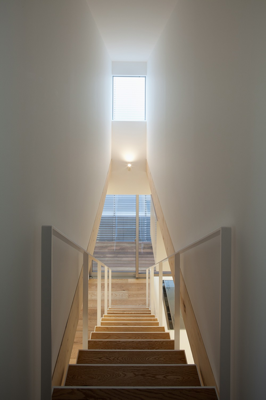 その他事例:階段(深沢の住宅)