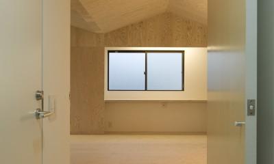 徳丸の住宅 (廊下)