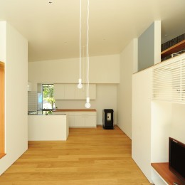sakuramori house (キッチン)