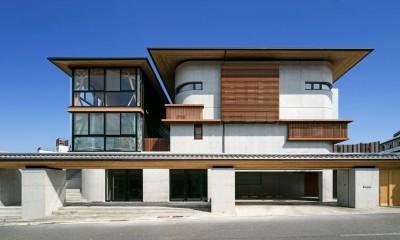 五条坂の家