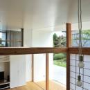sakuramori houseの写真 吹抜け