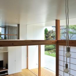 sakuramori house (吹抜け)