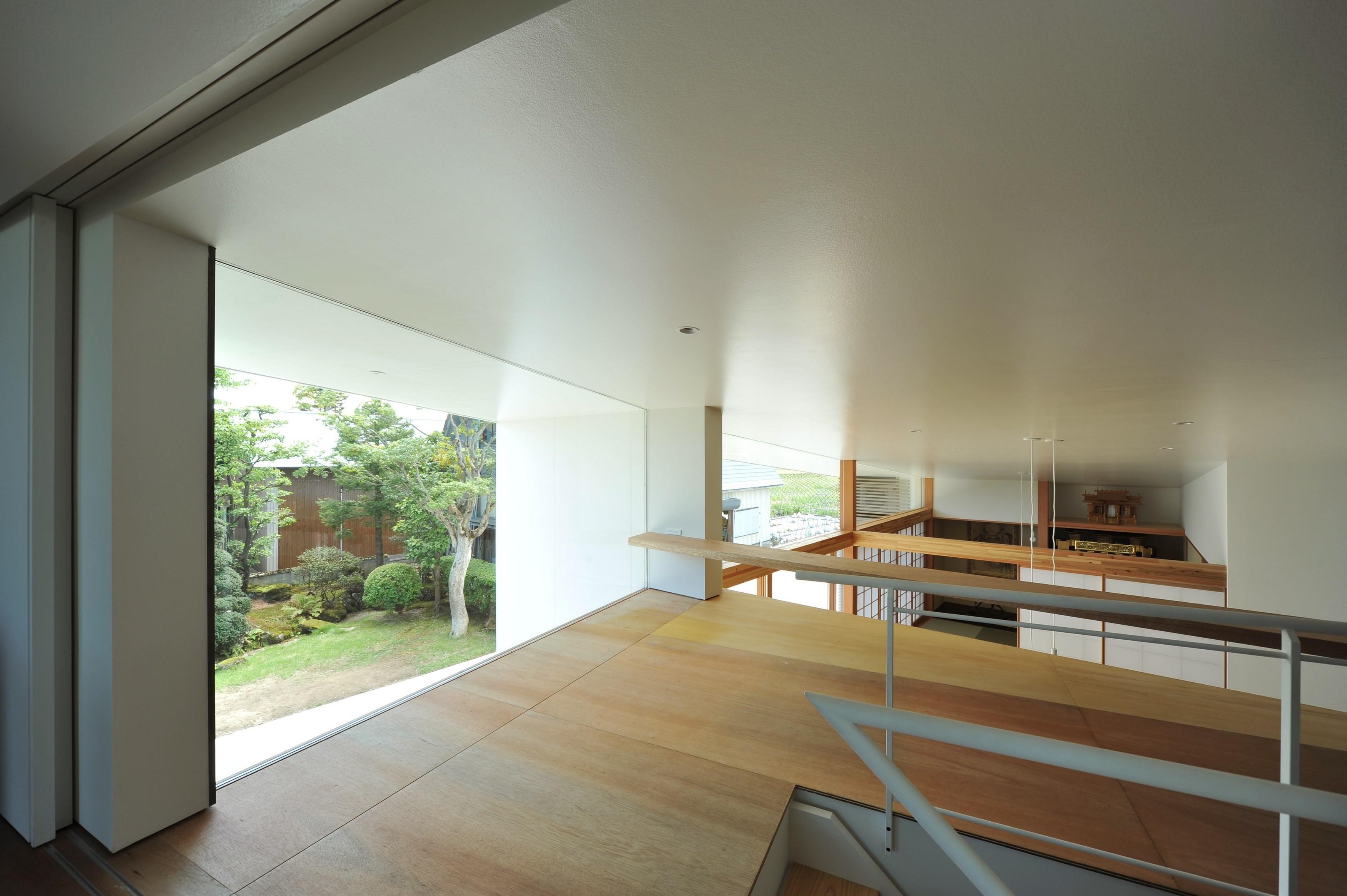 その他事例:ロフト(sakuramori house)