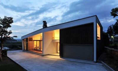 sakuramori house (外観)