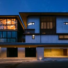 五条坂の家 (外観)