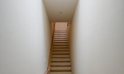 五条坂の家 (階段)