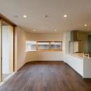 一級建築士事務所 アリアナ建築設計事務所の住宅事例「五条坂の家」