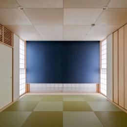 五条坂の家 (和室)