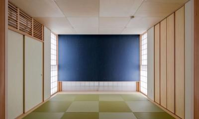 和室|五条坂の家