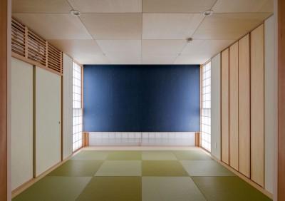 和室 (五条坂の家)