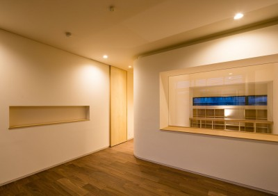 五条坂の家 (セカンドリビング)