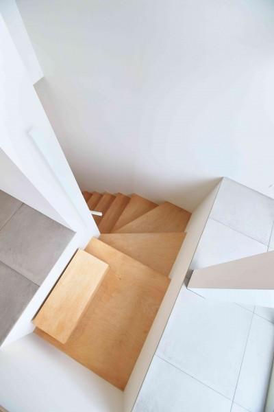 階段 (tomi house)