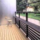 森 大樹/小埜勝久の住宅事例「小石川植物園と向き合う家/Niさんの家」