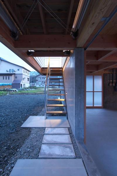 tomi house (外観)