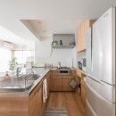 羽田の家の写真 キッチン