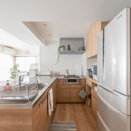 羽田の家 (キッチン)