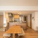 羽田の家の写真 ダイニングキッチン