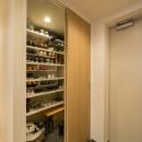 羽田の家の写真 シューズクローク