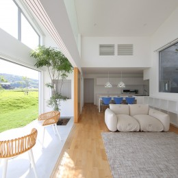 LDK (House in Kawanabe ~緑と共に暮らす家~)