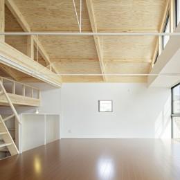多層空間の家 (子供部屋)