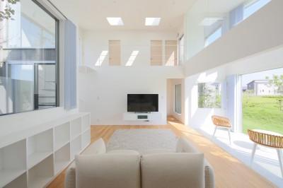 House in Kawanabe ~緑と共に暮らす家~ (LDK 02)