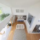 House in Kawanabe ~緑と共に暮らす家~の写真 LDK 05
