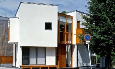 新千里の家 (外観2)