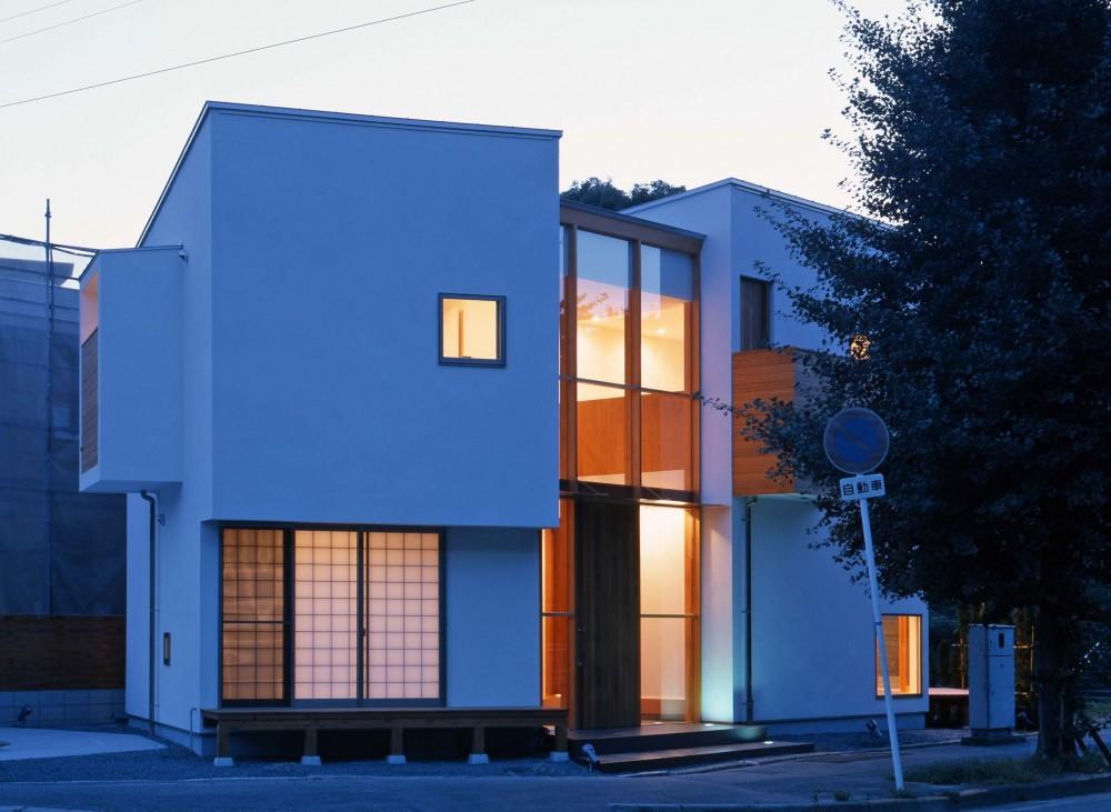 新千里の家 (外観3)