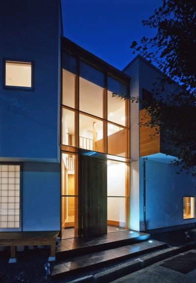 新千里の家 (外観4)