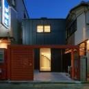 一級建築士事務所 アリアナ建築設計事務所の住宅事例「最小限ハウス」