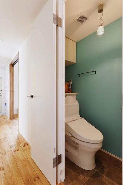 トイレ (O邸_お家に帰ろう。)
