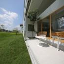 House in Kawanabe ~緑と共に暮らす家~の写真 土間